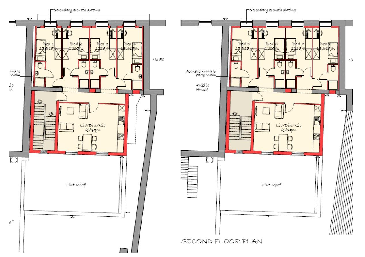 53A Market Street Flat 2, Lancaster, LA1 1JG
